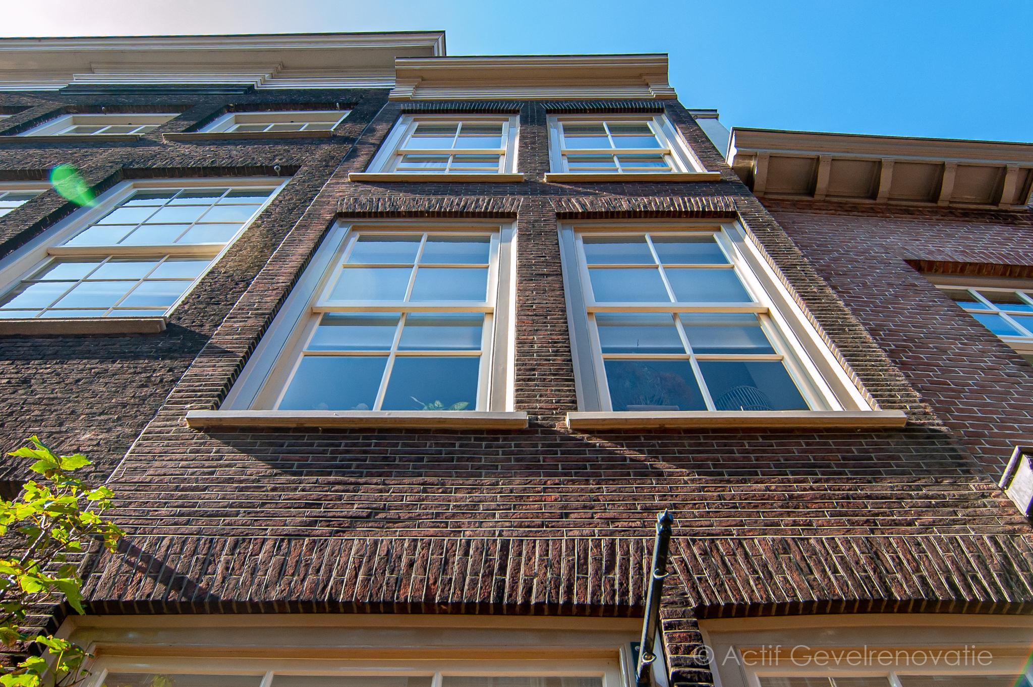 Gevelrestauratie Dordrecht