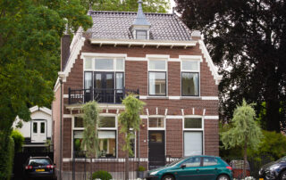 Gevelrenovatie Rotterdam Rijnmond