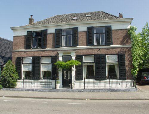Gevelrenovatie Zuid Holland