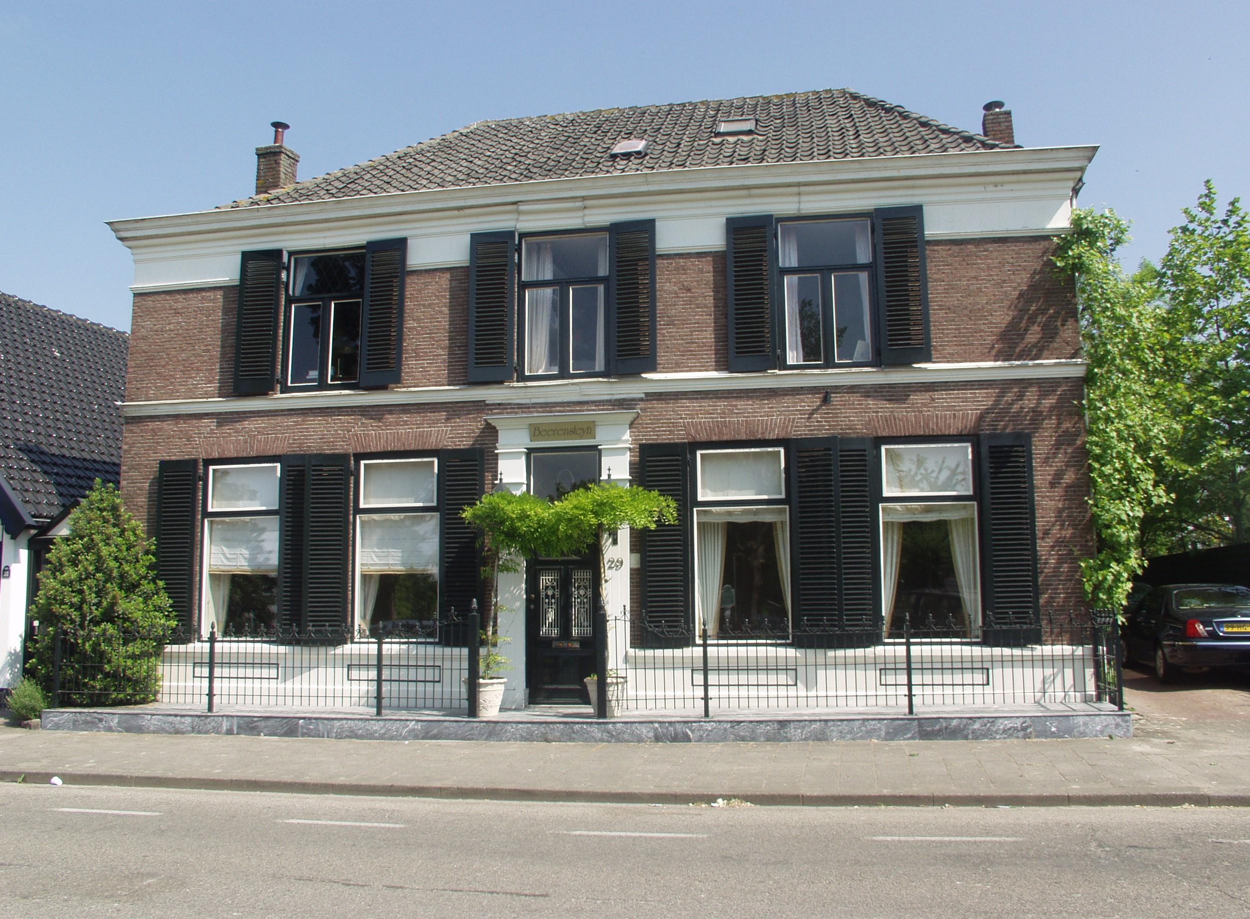 Overtocht Bodegraven
